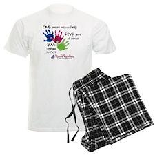 500+ Orphans No More Men's Light Pajamas