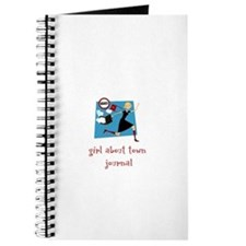 Girl About Town Journal