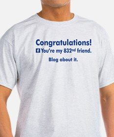 Facebook friend T-Shirt