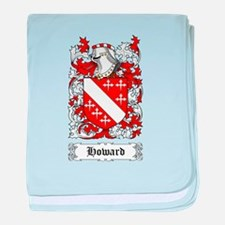 Howard baby blanket