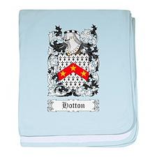 Hotton baby blanket
