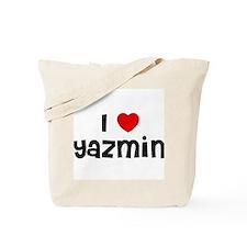 I * Yazmin Tote Bag