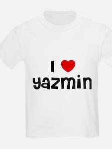 I * Yazmin Kids T-Shirt