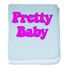 Pretty Baby baby blanket
