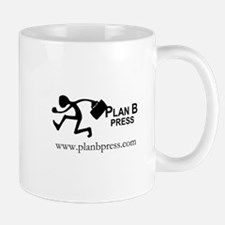 Plan B Press RunningMan Mug