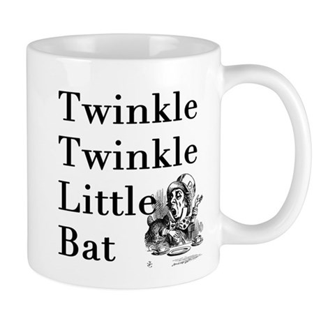 Alice in Wonderland- Twinkle Mug