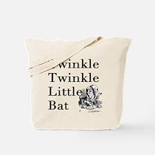 Alice in Wonderland- Twinkle Tote Bag