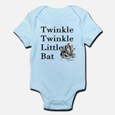 Alice in Wonderland- Twinkle Infant Bodysuit