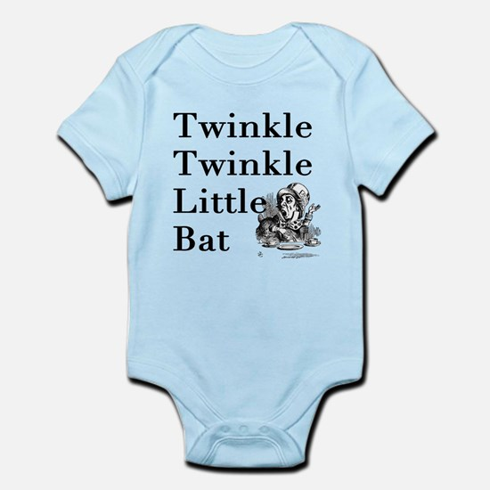 Alice in Wonderland- Twinkle Infant Bodysuit