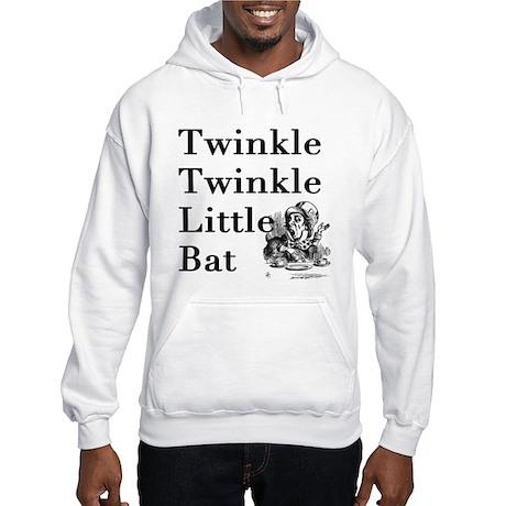 Alice in Wonderland- Twinkle Hooded Sweatshirt