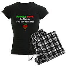 Chocolate Lovers Pajamas