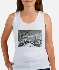 Hunters in the Snow Women's Tank Top