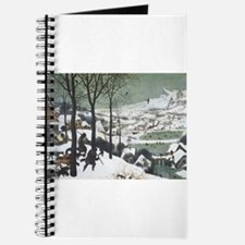 Hunters in the Snow Journal