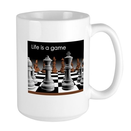Life is a game Mugs