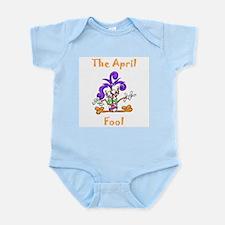 The April Fool Infant Creeper