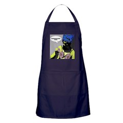 LAUGH OUT LOUD Apron (dark)