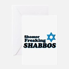 Cute Jewish humor Greeting Card
