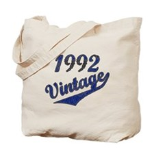 Cute Vintage 1992 Tote Bag