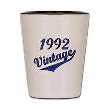 Cute Vintage 1992 Shot Glass