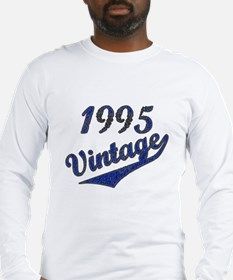 Unique 1995 Long Sleeve T-Shirt