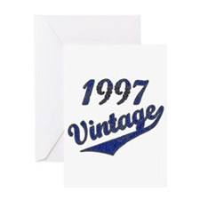 Funny 1997 Greeting Card