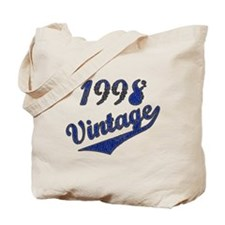 Funny Over the hill Tote Bag