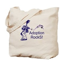 Support Adoption Tote Bag