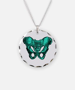 Human Anatomy Pelvis Necklace