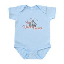 Royal Wedding Crashers Infant Bodysuit