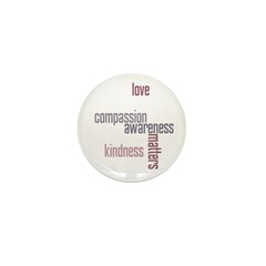 Kindness Matters Mini Button (100 pack)