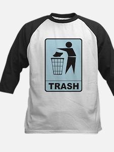 Trash Kids Baseball Jersey