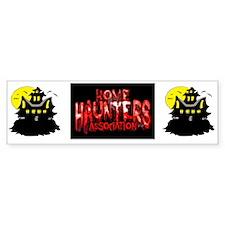 Home Haunters Association Bumper Sticker