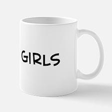 I Love Latin Girls Mug