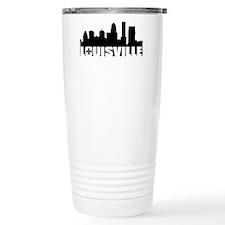 Louisville Skyline Travel Mug