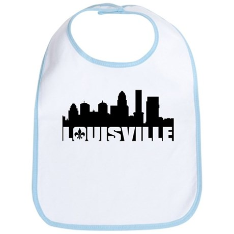 Louisville Skyline Bib