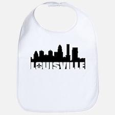 Louisville Skyline Bib