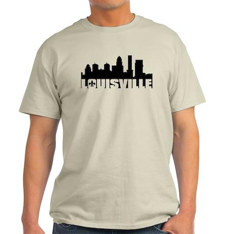 Louisville Skyline Light T-Shirt