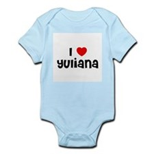 I * Yuliana Infant Creeper