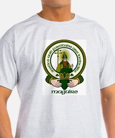 Maguire Clan Motto T-Shirt