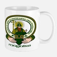 Maguire Clan Motto Mug