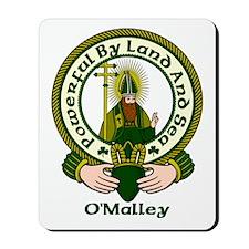 O'Malley Clan Motto Mousepad
