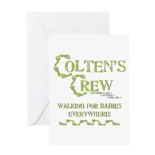 COLTENS CREW Greeting Card