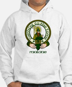 Malone Clan Motto Hoodie