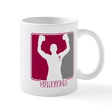 HeadNeckCancer MenSurvivor Small Mug
