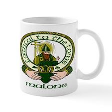 Malone Clan Motto Mug