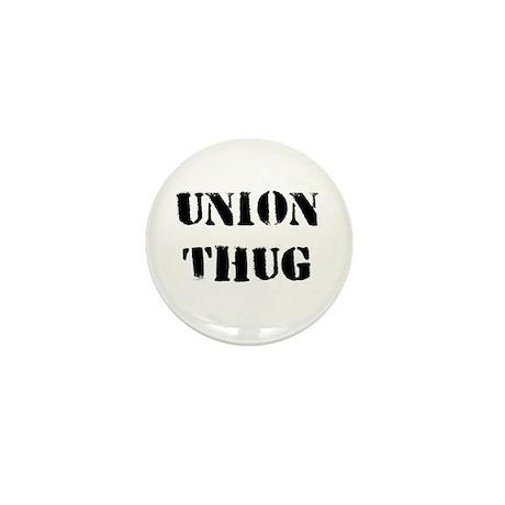 Original Union Thug Mini Button