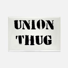 Original Union Thug Rectangle Magnet