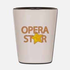 Opera STAR Shot Glass