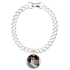 Calico Kitty Bracelet