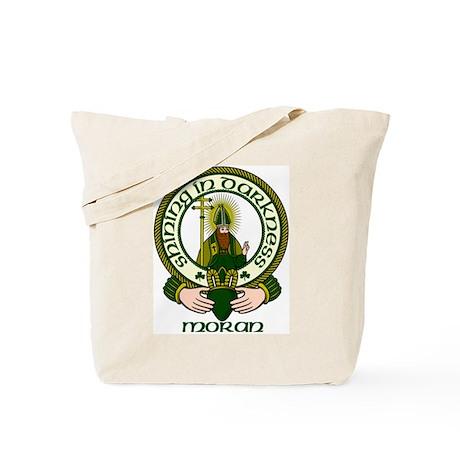 Moran Clan Motto Tote Bag